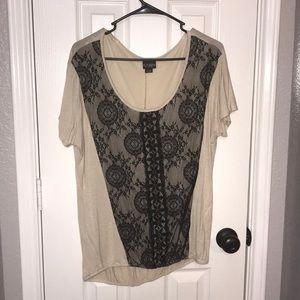 EUC Size L Large Daytrip top from the Buckle